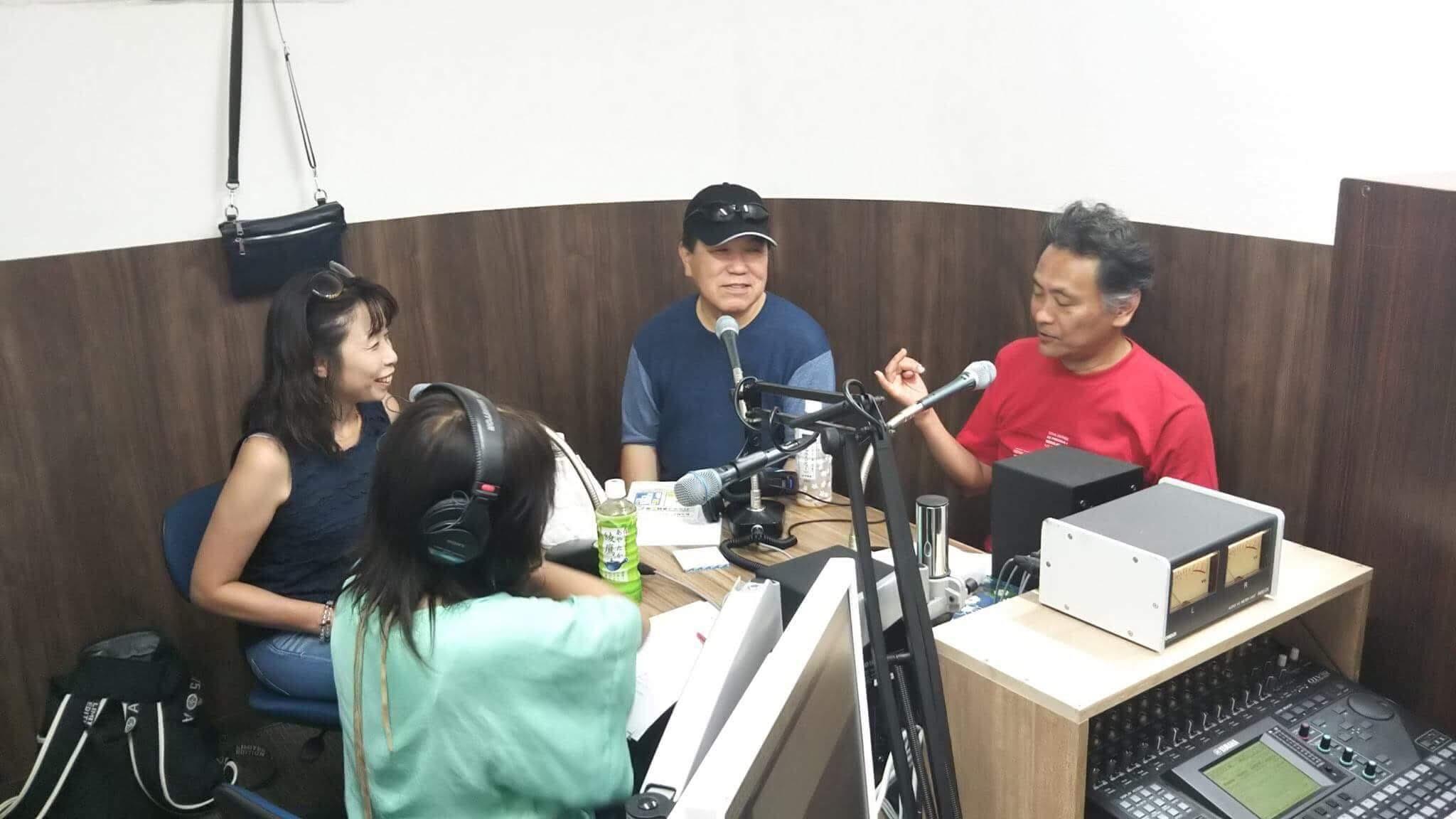 メディア情報】ラジオ収録 77.5MHz 「走れ!介護タクシー」 | 一般社団 ...